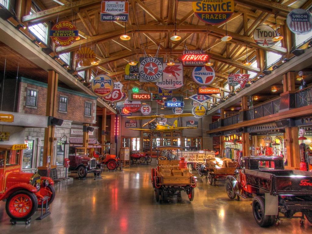 Gasoline Alley Museum