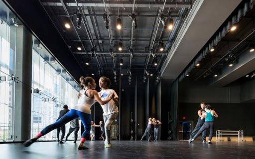 The Decidedly Jazz Danceworks Centre